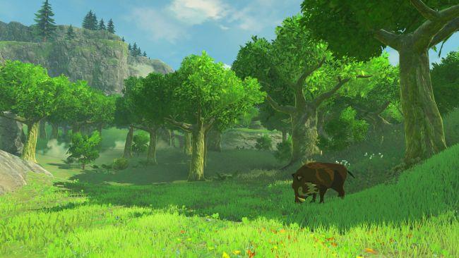 The Legend of Zelda: Breath of the Wild - Screenshots - Bild 25