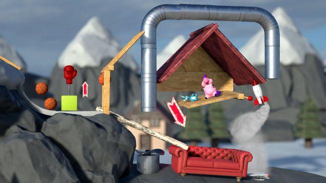 Crazy Machines 3 - Screenshots - Bild 1