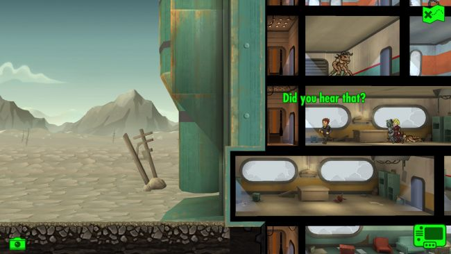 Fallout Shelter - Screenshots - Bild 3