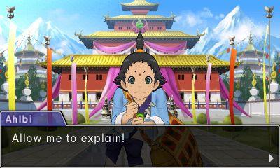 Phoenix Wright: Ace Attorney - Spirit of Justice - Screenshots - Bild 8