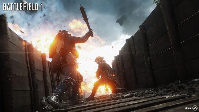 Battlefield 1 - Screenshots - Bild 5