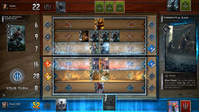 Gwent: The Witcher Card Game - Screenshots - Bild 7