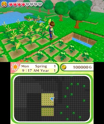 Harvest Moon: Skytree Village - Screenshots - Bild 5