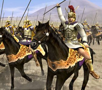 Rome: Total War - Alexander - Test