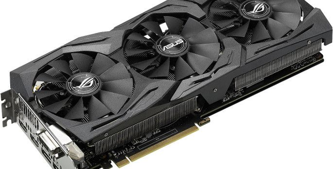 Asus ROG Strix GeForce GTX 1060 O6G