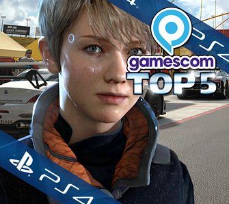 Top 5 PlayStation-4-Spiele der gamescom 2016 - Special
