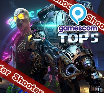 Top 5 Shooter der gamescom 2016 - Special
