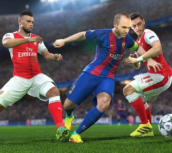 Pro Evolution Soccer 2017 - Preview