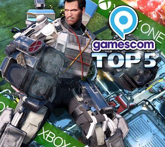 Top 5 Xbox-One-Spiele der gamescom 2016 - Special