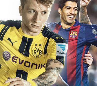 FIFA 17 vs. PES 2017 - Special