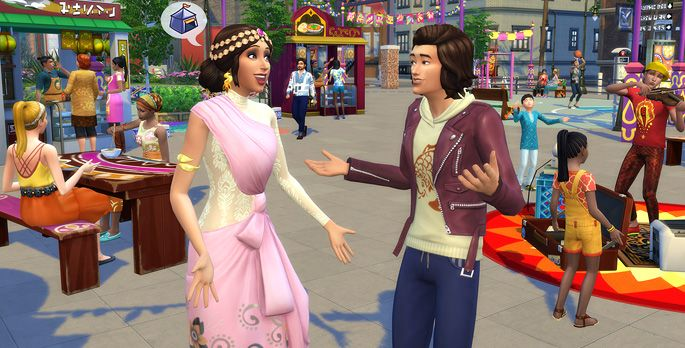 Die Sims 4: Großstadtleben