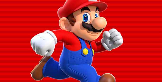 Super Mario Run - Test