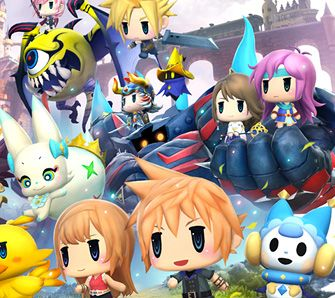 World of Final Fantasy - Preview