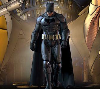 Batman: The Telltale Series – Episode 3 - Test