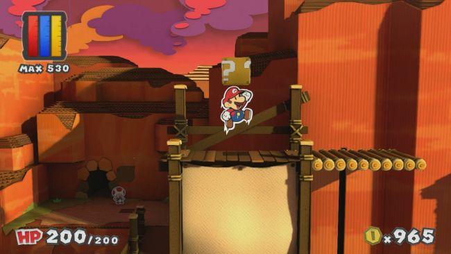 Paper Mario: Color Splash - Screenshots - Bild 11