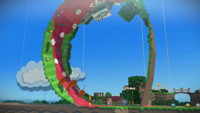 Paper Mario: Color Splash - Screenshots - Bild 14