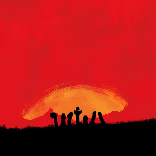 Red Dead Redemption - Artworks - Bild 6