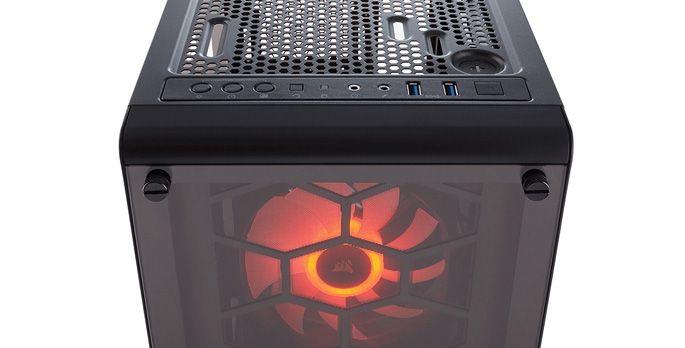 Corsair Crystal Series 460X RGB - Test
