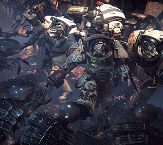 Space Hulk: Deathwing - Test