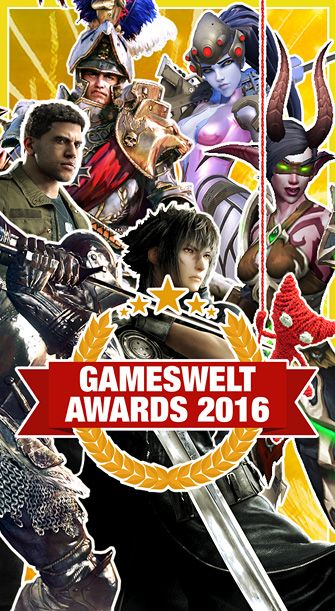 Gameswelt-Awards 2016: Gewinner - Special