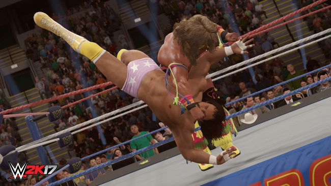 WWE 2K17 - Screenshots - Bild 13