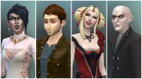 Die Sims 4 - DLC: Vampire Gameplay-Pack - Screenshots - Bild 4