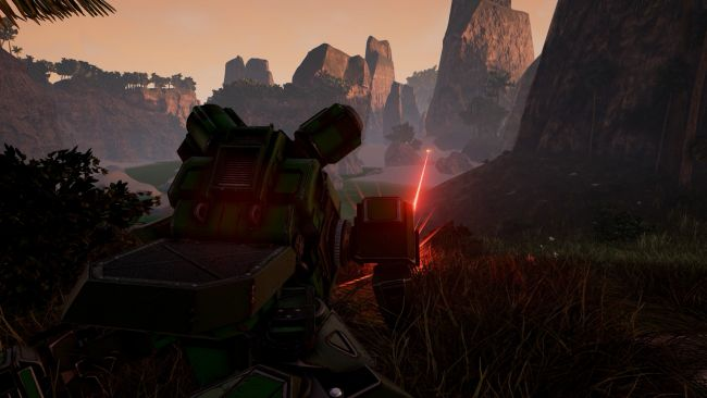 Heavy Gear Assault - Screenshots - Bild 17