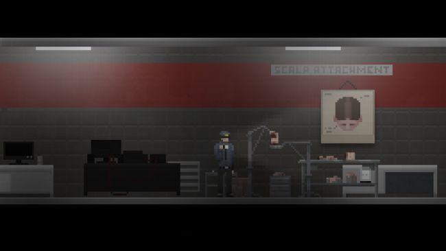 Uncanny Valley - Screenshots - Bild 1