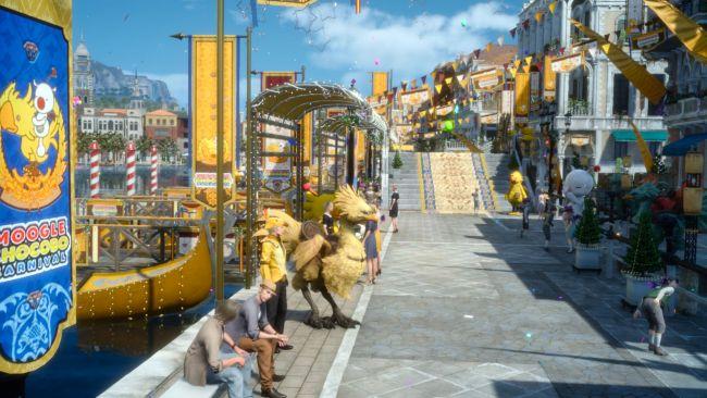 Final Fantasy XV - DLC: Holiday Pack - Screenshots - Bild 1