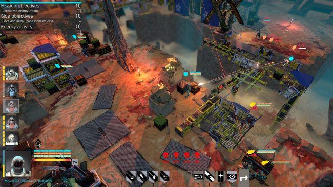 Shock Tactics - Screenshots - Bild 13