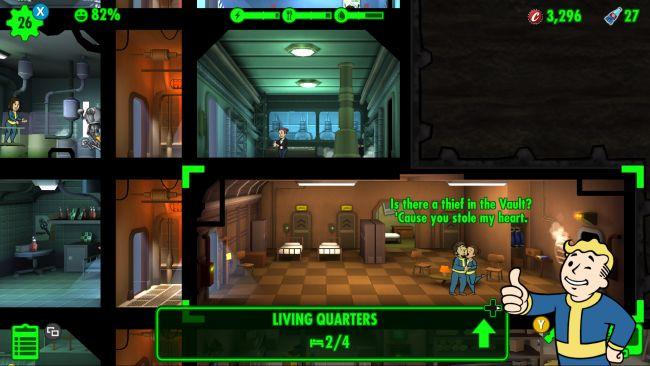 Fallout Shelter - Screenshots - Bild 1