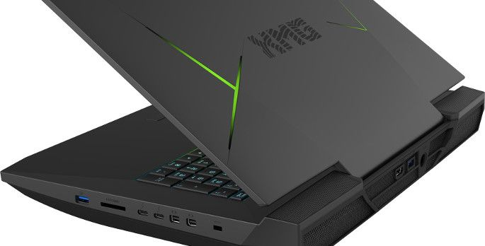 XMG U727 ULTIMATE Gaming Laptop 2017 - Test