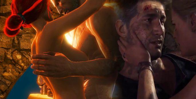 Top 10 Mehr als nur Sex: Romanzen in Videospielen - Special