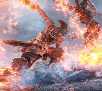 Dark Souls III: The Ringed City - Test