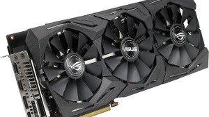 ASUS ROG Strix Radeon RX 580 O8G Gaming