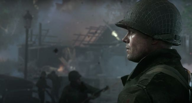 Call of Duty: WW II - Screenshots - Bild 1