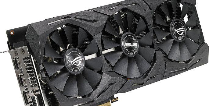 ASUS ROG Strix Radeon RX 580 O8G Gaming - Test