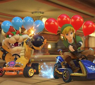 Mario Kart 8 Deluxe - Test