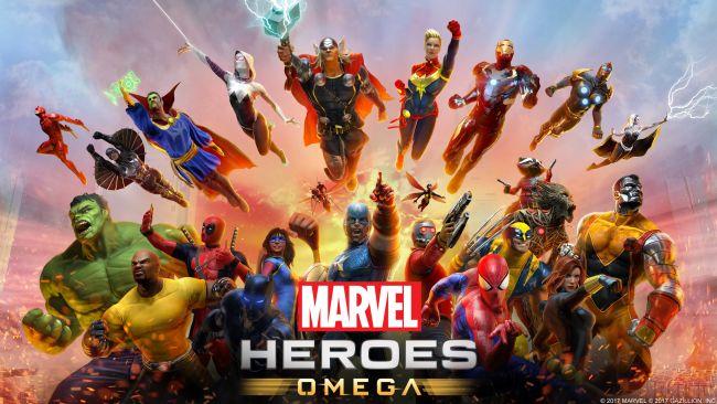 Marvel Heroes Omega - Screenshots - Bild 4