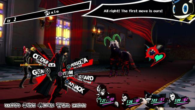 Persona 5 - Screenshots - Bild 12