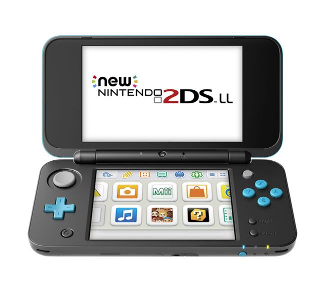 New Nintendo 2DS XL - Artworks - Bild 8