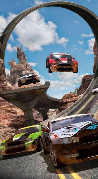 TrackMania 2: Canyon - Preview