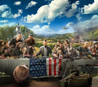 Far Cry 5 - Test