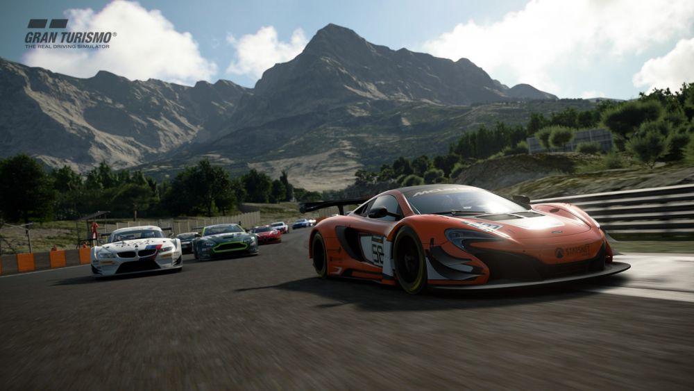 Gran Turismo Sport - Kampagne