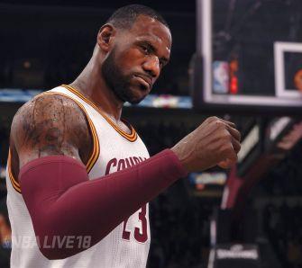 NBA Live 18 - Test