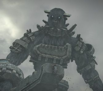 Shadow of the Colossus - Test