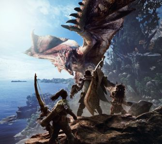 Monster Hunter World: Iceborne - Screenshots