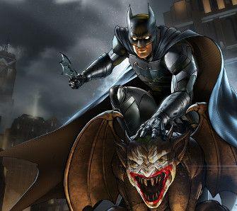 Batman Season 2: The Enemy Within - Test