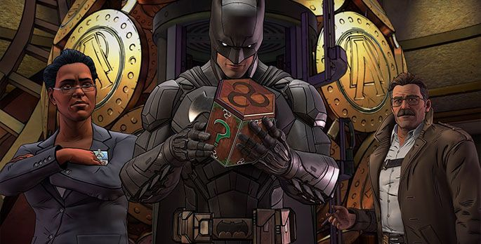 Batman Season 2: The Enemy Within - Komplettlösung