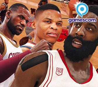 NBA Live 18 - Preview